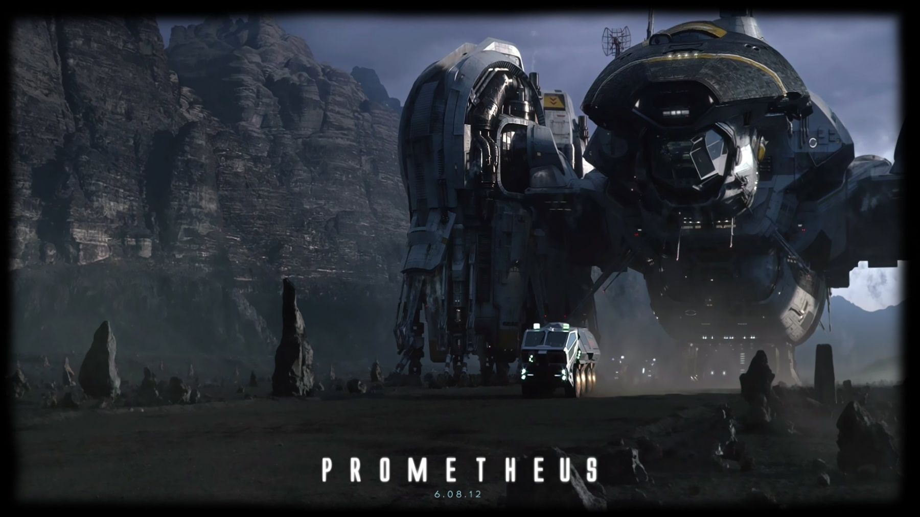 Prometeusz [Tapety]