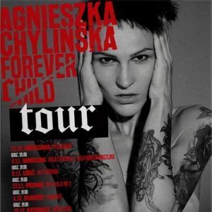 """Agnieszka Chylińska powraca! Teledysk i trasa koncertowa """"Forever Child Tour""""!"""