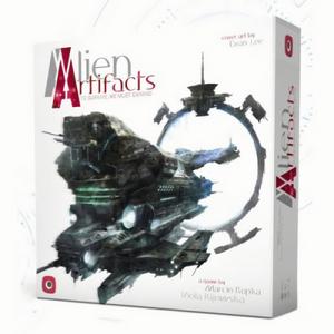 Portal Games: Trwa przedsprzedaż gry 4x - Artefakty Obcych