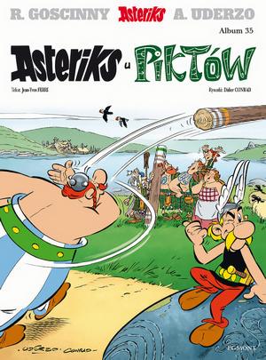 "Recenzja komiksu: ""Asteriks - tom 35 - Asteriks u Piktów"""