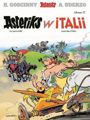 Asteriks - 37 tom - Asteriks w Italii w sprzedaży