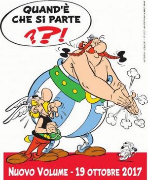Zapowiedź: Asteriks - Album 37 - zapowiedziany na 25 października!