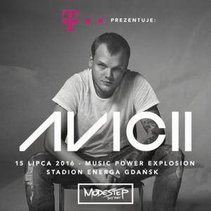 DJ Avicii w Polsce! Bilety tańsze o 50 procent z T-Mobile! 15 lipiec 2016 - Stadion Energa Gdańsk! [Wideo]