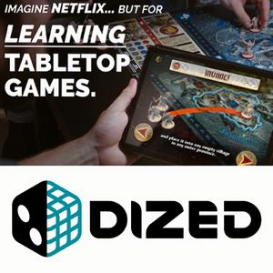 Trwa zbiórka na Dized - aplikację przeznaczoną dla graczy gier planszowych [Wideo]