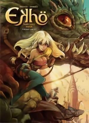 Recenzja komiksu: Ekho: Lustrzany Świat - Nowy Jork - tom 1
