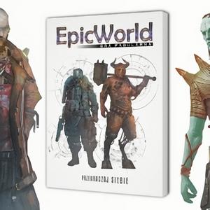 EpicWorld Gra Fabularna ufundowana! Zbiórka jeszcze trwa! [Wideo]