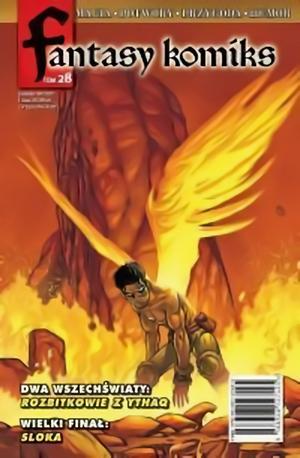 Fantasy Komiks - tom 28 - już dostępny! Zobacz skany!