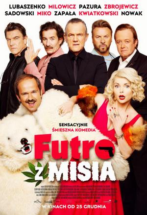 """Gwiazdorska komedia """"Futro z misia"""" już w grudniu [Zwiastun]"""