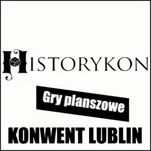 Zapraszamy na Historykon 2016 do Lublina! Konwent Gier Planszowych - 3-4 grudzień 2016!