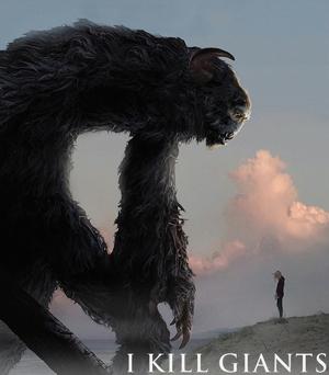 Zwiastun filmu fantasy: I Kill Giants - od twórców Harrego Pottera