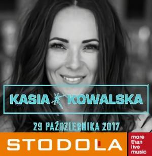 Kasia Kowalska zagra w Stodole 29 października! Tej jesieni jej nowy krążek!