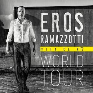 Niezwykły koncert Erosa Ramazzottiego w Warszawie [Wideo]