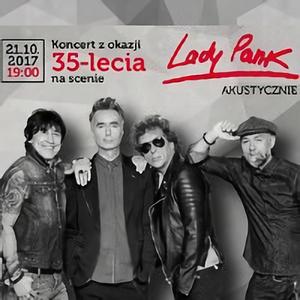 Lady Pank Akustycznie - 35-lecie - Azoty Arena - Szczecin