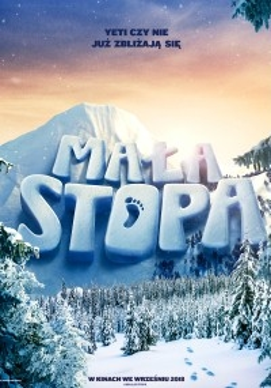 """""""Mała Stopa"""" - dwa polskie zwiastuny przezabawnego filmu animowanego od Warner Bros"""
