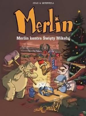 """Recenzja komiksu: """"Merlin: kontra Święty Mikołaj - album 2"""""""