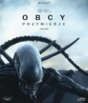 Film Obcy: Przymierze na DVD, Blu-Ray