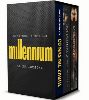 Premiera pakietu Millenium Davida Lagercrantza