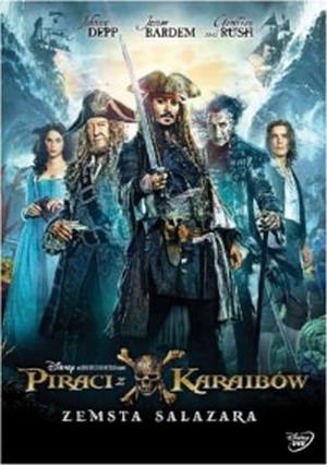 """""""Piraci z Karaibów: Zemsta Salazara"""" już na DVD i na Blu-Ray [Wideo]"""