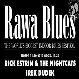 Już niebawem 39. Rawa Blues Festival