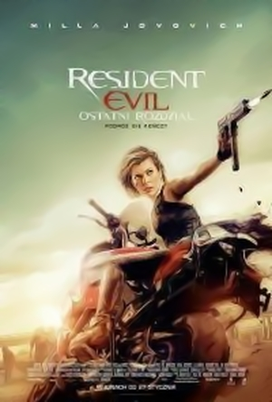 Bardzo dobry - najnowszy zwiastun filmu Resident Evil: Ostatni rozdział!