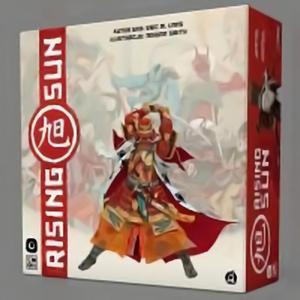 Gra planszowo-karciana: Rising Sun już w sprzedaży