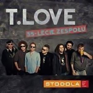 35-lecie zespołu T.Love w Stodole! Warszawa - 25 listopad 2017!