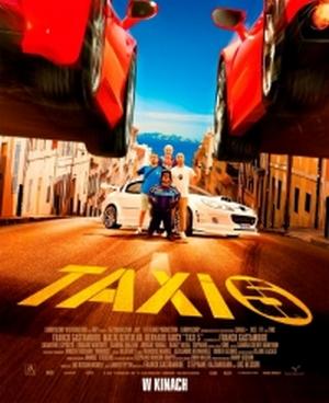 """Polski zwiastun filmu """"Taxi 5"""". Zabawna komedia już w kinach!"""