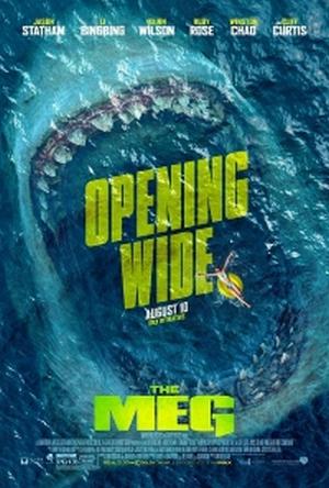 """""""The Meg"""" w kinach już od 24 sierpnia - zobacz zwiastun"""