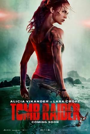 Pierwszy zwiastun filmu Tomb Raider z Alicią Vikander w roli głównej