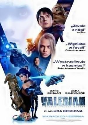 Recenzja filmu Valerian i Miasto Tysiąca Planet